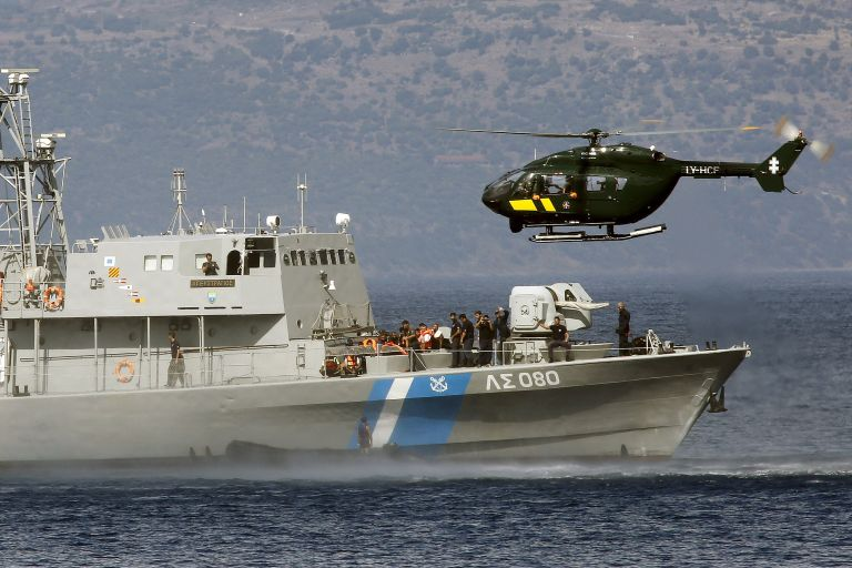 Frontex: Τα πραγματικά σύνορα της Γαλλίας βρίσκονται και στη Λέσβο | tovima.gr