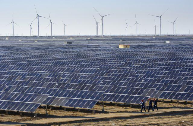 Οι επενδυτές στρέφονται στις ανανεώσιμες πηγές ενέργειας | tovima.gr