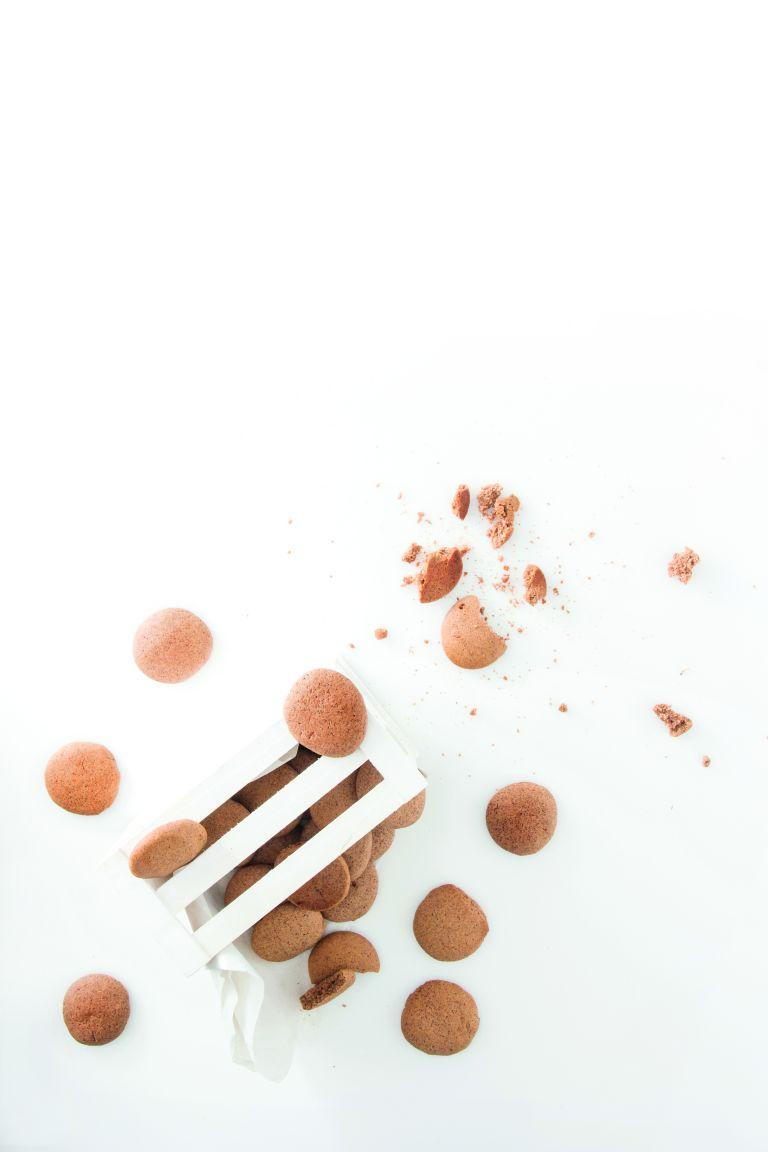 Μπισκότα με χαρουπάλευρο | tovima.gr