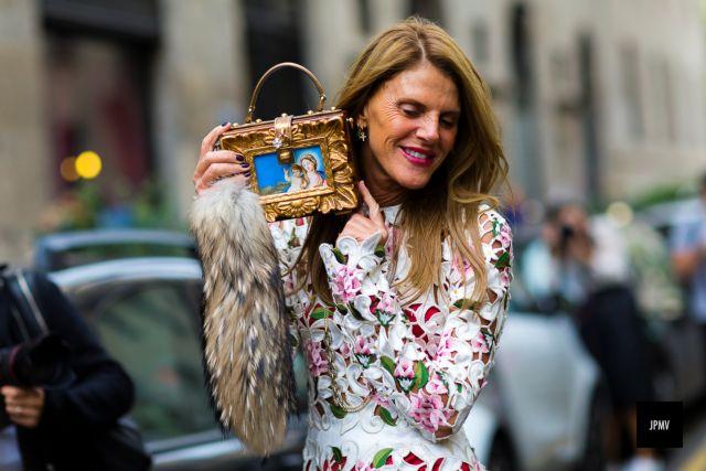 Η Άννα Ντέλο Ρούσο βγάζει στο σφυρί ρούχα από τη συλλογή της   tovima.gr