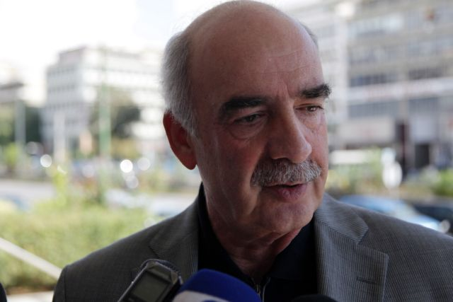 Meimarakis announces ND candidacy, with the blessing of Karamanlis | tovima.gr