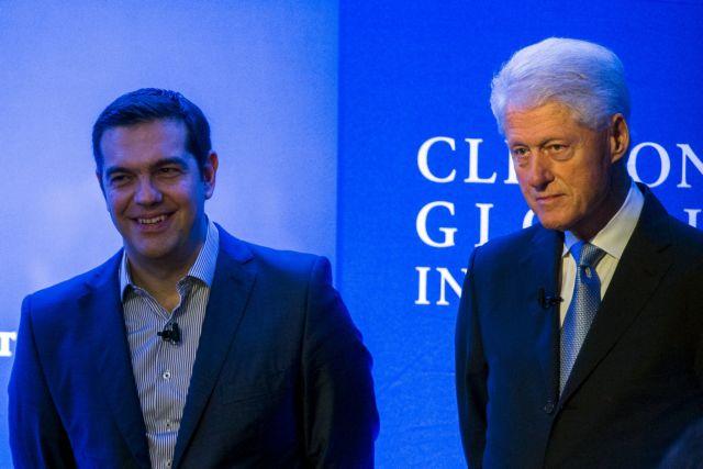 Ο Τσίπρας, ο Κλίντον και ο ηγέτης | tovima.gr