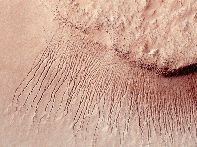 «Φιλικό στη ζωή το νερό του Αρη» | tovima.gr