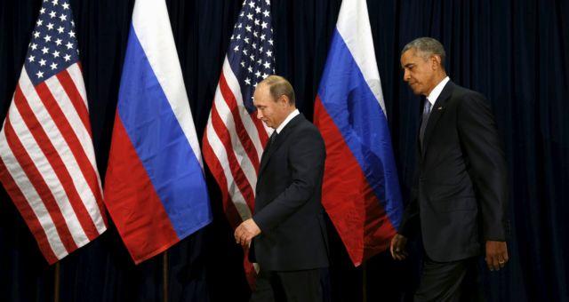 Ανακωχή στη λυκοφιλία ΗΠΑ και Ρωσίας | tovima.gr