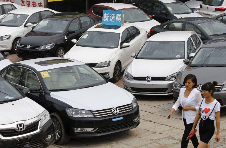 Η Volkswagen ανακαλεί 2.000 οχήματα στην Κίνα | tovima.gr