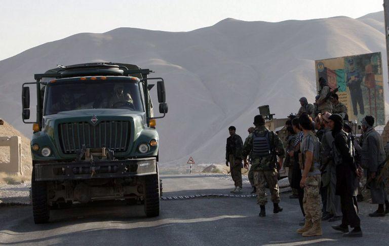 Αφγανιστάν: Ανακατάληψη της Κουντούζ από τον στρατό | tovima.gr