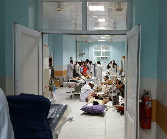 ΗΠΑ:Ο βομβαρδισμός της κλινικής στην Κουντούζ ανθρώπινο λάθος   tovima.gr