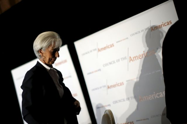 ΔΝΤ: Τέσσερις κίνδυνοι για την ελληνική οικονομία | tovima.gr