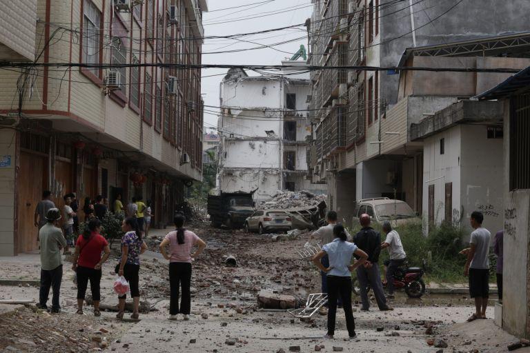 Κίνα: Νέα έκρηξη μια μέρα μετά το μπαράζ αιματηρών επιθέσεων | tovima.gr