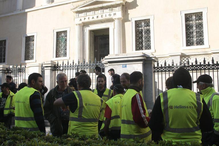 Στα τέλη Οκτωβρίου η απόφαση του ΣτΕ για τις Σκουριές | tovima.gr