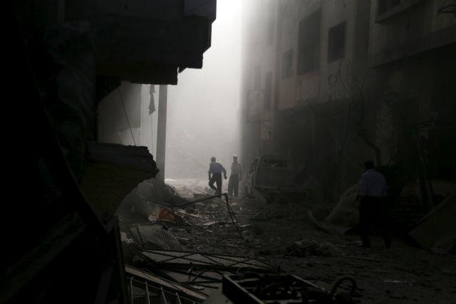 Συρία: Επίθεση του Ισλαμικού Κράτους στην Ντέιρ αλ-Ζορ   tovima.gr