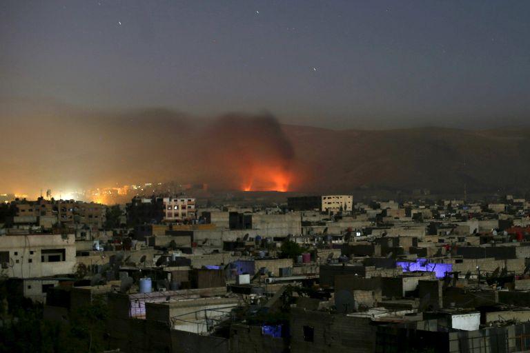 Γερμανία: Αναγκαία μεν, αλλά όχι επαρκής η στρατιωτική δράση στη Συρία | tovima.gr