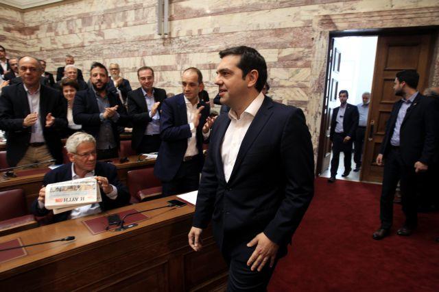 Συνεδριάζει το απόγευμα η ΚΟ του ΣΥΡΙΖΑ | tovima.gr