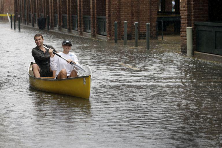 ΗΠΑ: Σε κατάσταση έκτακτης ανάγκης η Νότια Καρολίνα λόγω πλημμυρών | tovima.gr