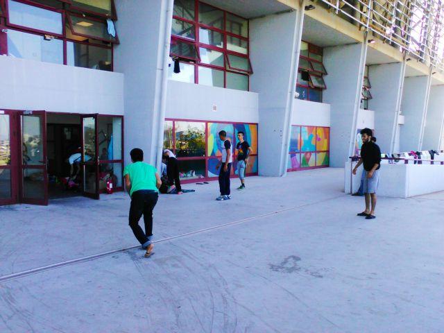 Την Πέμπτη θα είναι έτοιμο να υποδεχθεί πρόσφυγες το γήπεδο χόκεϊ   tovima.gr