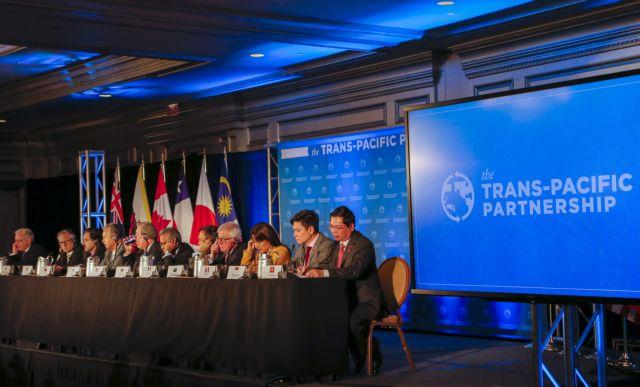 ΗΠΑ, Ιαπωνία και άλλες 10 χώρες ρίχνουν τα εμπορικά σύνορα   tovima.gr
