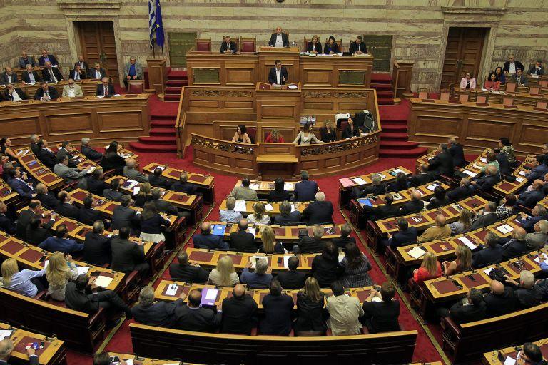 Τσίπρας στη Βουλή: Στο τέλος της 4ετίας να έχουμε μια Ελλάδα που θα έχει αφήσει πίσω της κρίση και μνημόνια   tovima.gr