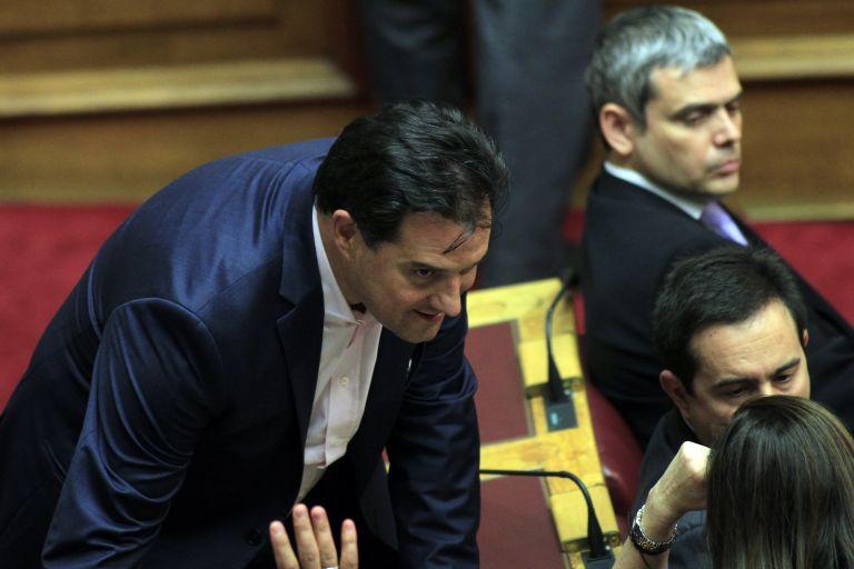 Αιχμές Γεωργιάδη: Οι ηγέτες δεν κερδίζουν κρυπτόμενοι | tovima.gr