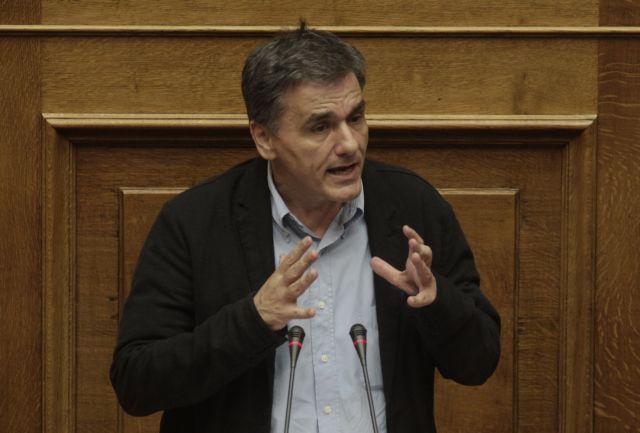 Τσακαλώτος: Κλείνουν ώς το τέλος του έτους ανακεφαλαιοποίηση και δάνεια   tovima.gr