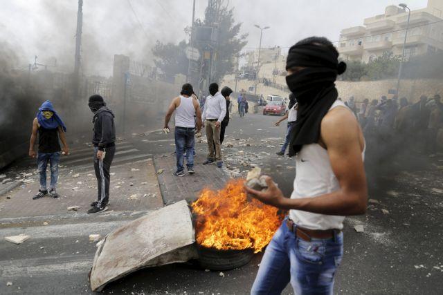 Νέος κύκλος βίας στην Ιερουσαλήμ φουντώνει φόβους για τρίτη Ιντιφάντα   tovima.gr