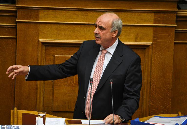 Μεϊμαράκης: Να μην διανοηθούν να φέρουν νέα μέτρα | tovima.gr