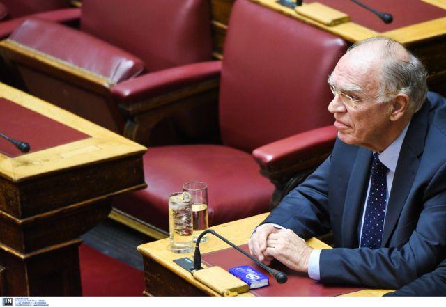 Λεβέντης: Σιχάθηκα την κατάσταση που συνάντησα στη Βουλή | tovima.gr