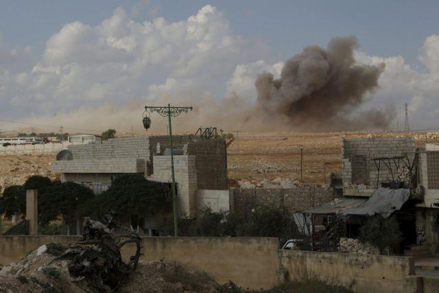 H πλειοψηφία των Ρώσων επιδοκιμάζει τις επιδρομές στη Συρία | tovima.gr