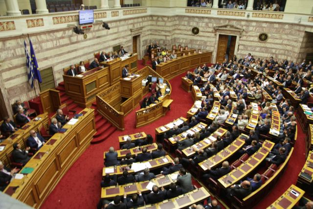 Omnibus bill approved in Parliament and tabled on Thursday | tovima.gr