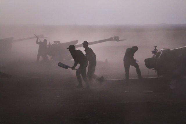 Οι Αμερικανοί αυξάνουν τα μέτρα επιτήρησης των ρωσικών δυνάμεων στη Συρία | tovima.gr