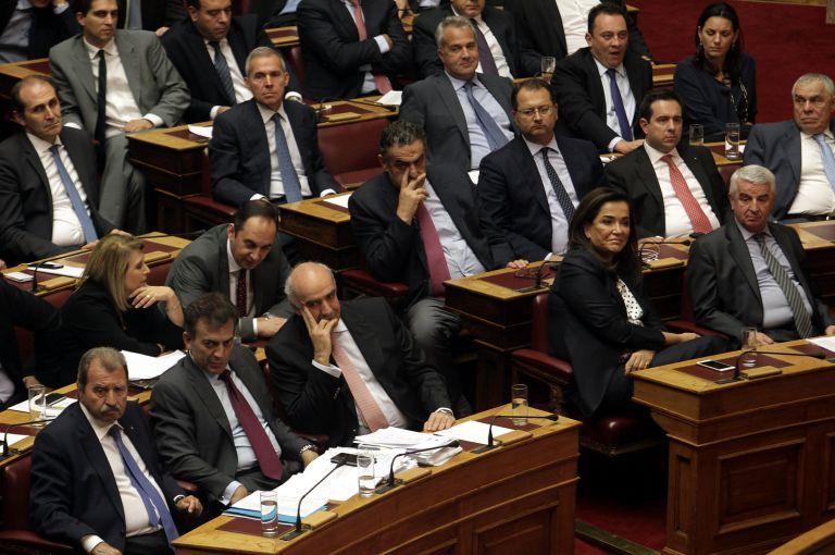 Ν.Δ: «Δεν πρέπει να ξεχνάμε ότι είμαστε αξιωματική αντιπολίτευση» | tovima.gr