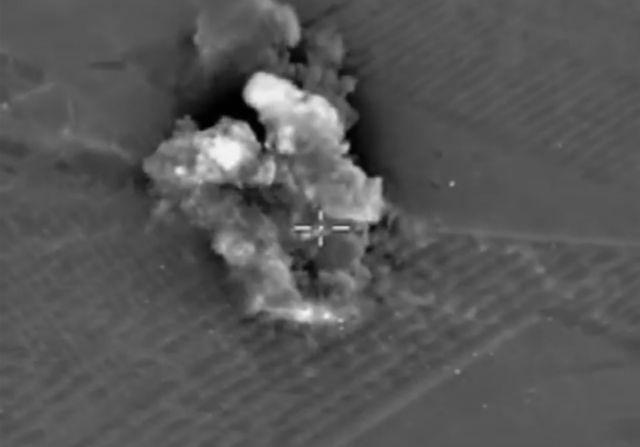 Ρωσικοί πύραυλοι που στόχευαν τη Συρία «έπεσαν στο Ιράν» | tovima.gr