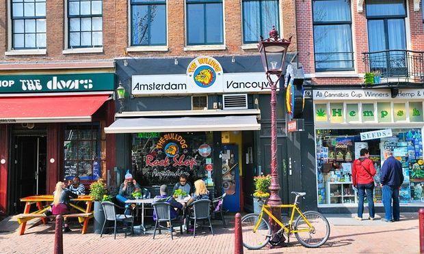 Η μυρωδιά του Αμστερνταμ – και δεν είναι μόνο το χασίς   tovima.gr