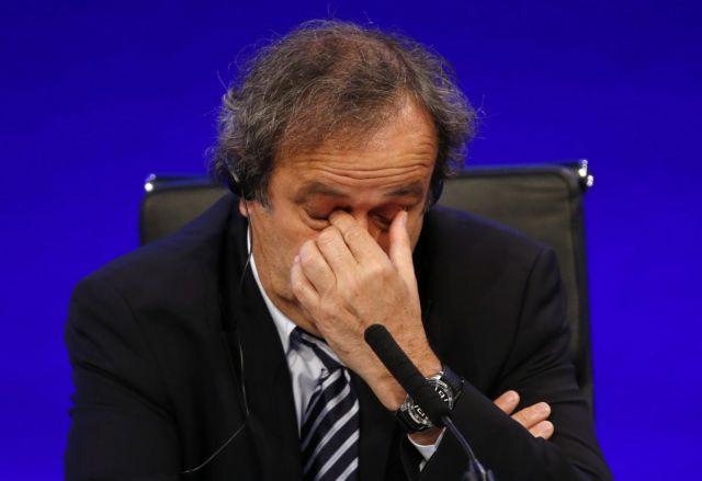 Ο Πλατινί παραδέχθηκε πως δεν υπάρχει συμβόλαιο για τα €1,8 εκατ. | tovima.gr