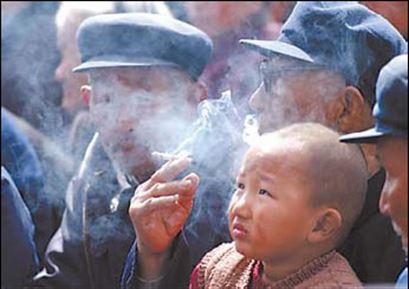 Ενας στους τρεις Κινέζους αναμένεται να πεθάνει από το κάπνισμα | tovima.gr