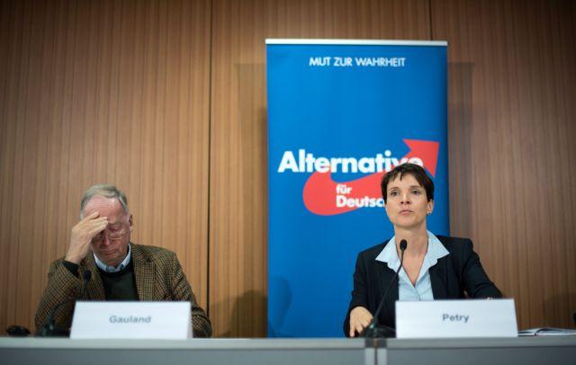 Μήνυση κατά της Μέρκελ κατέθεσε το ακροδεξιό κόμμα AfD   tovima.gr