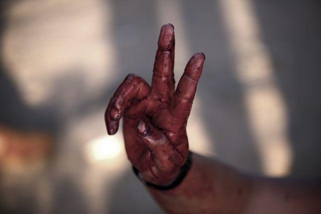 Κλιμάκωση της βίας στη Μέση Ανατολή-Δύο ακόμη παλαιστίνιοι νεκροί από ισραηλινά πυρά | tovima.gr