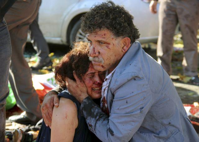 Τουρκία: Τριήμερο εθνικό πένθος μετά το μακελειό με τους 86 νεκρούς | tovima.gr