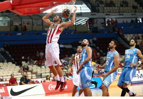 Περίπατος του Ολυμπιακού, 88-62 τον Κολοσσό   tovima.gr
