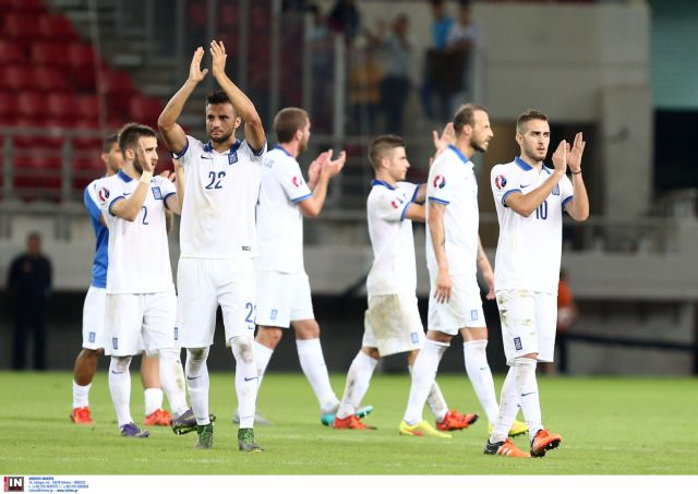 Greece says goodbye to the Euro 2016 qualifiers with a win | tovima.gr