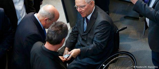 Deutsche Welle: Σαν σήμερα η απόπειρα κατά του Β. Σόιμπλε | tovima.gr