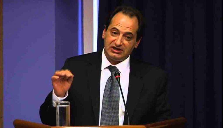 ΝΔ: Ο κ. Σπίρτζης αναλαμβάνει την πλήρη ευθύνη των επιλογών του | tovima.gr