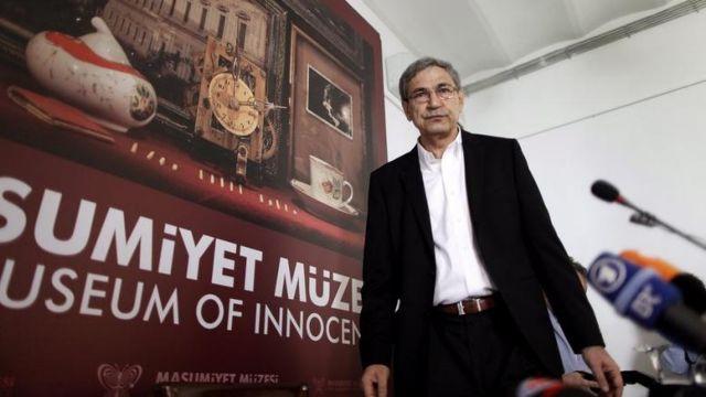 Ορχάν Παμούκ: Φοβάμαι ότι η Τουρκία οδηγείται σε νέο εμφύλιο | tovima.gr