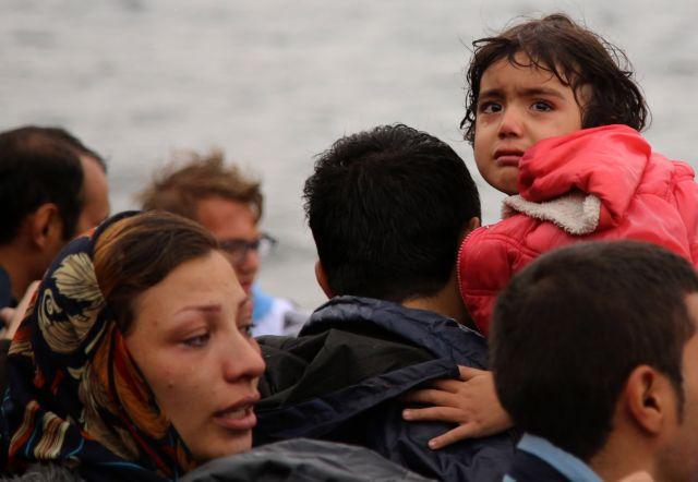«Εγώ φταίω. Εγώ είπα στον μπαμπά μου να πάμε στην Ευρώπη» | tovima.gr