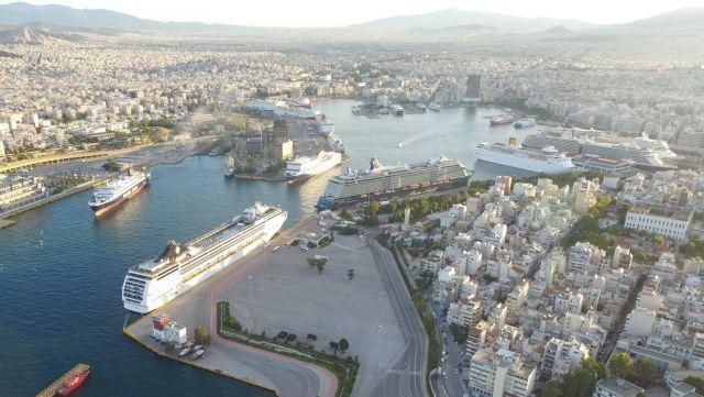 Επαφές Cosco με ΟΛΠ για ζητήματα του λιμανιού του Πειραιά   tovima.gr