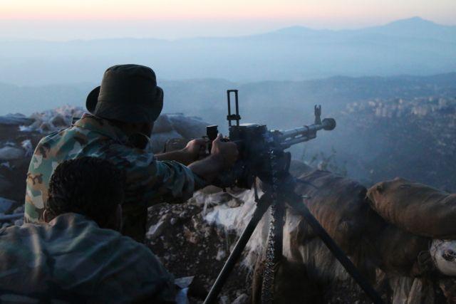 Ασαντ, Ιράν, Χεζμπολάχ εξαπέλυσαν χερσαία επίθεση στο Χαλέπι | tovima.gr