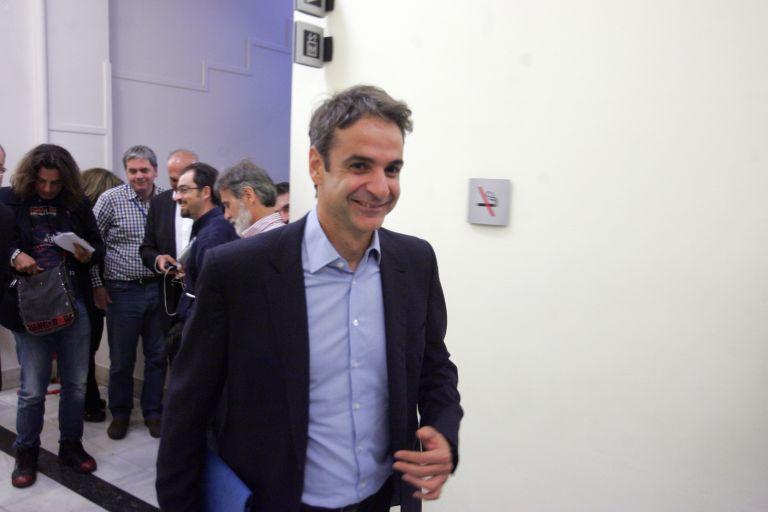 Κυρ. Μητσοτάκης: Ενωμένοι και αισιόδοξοι την επόμενη μέρα στη ΝΔ | tovima.gr