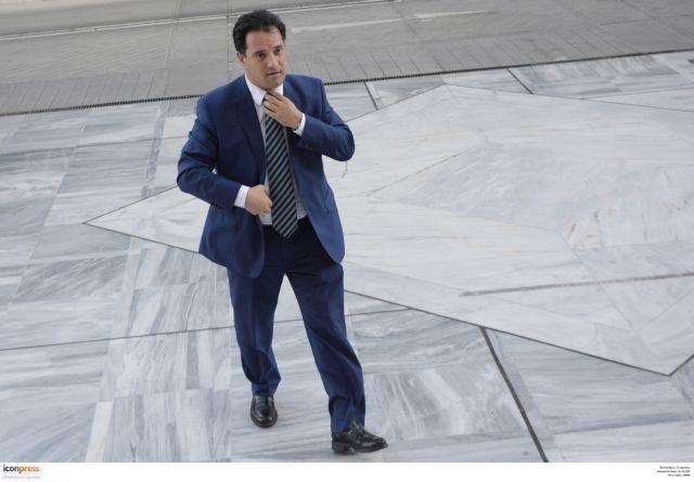 Αδ.Γεωργιάδης: Δεν δίνουμε εξετάσεις στην Αριστερά | tovima.gr