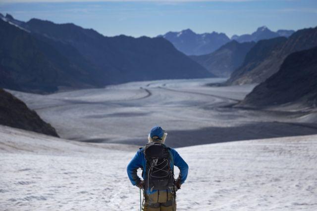 Οι παγετώνες των Άλπεων λιώνουν τρεις φορές ταχύτερα από ό,τι το 2003 | tovima.gr