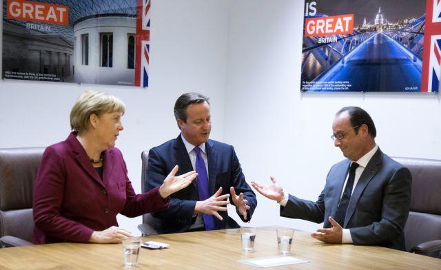 Στις αρχές Νοεμβρίου οι «όροι» Κάμερον για Βρετανία εντός ΕΕ | tovima.gr