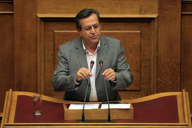 «Ναι» επί της αρχής στο πολυνομοσχέδιο από τον Ν.Νικολόπουλο | tovima.gr